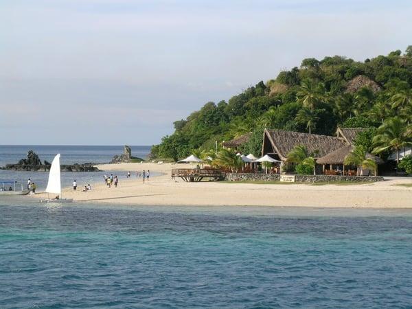 斐济流浪岛