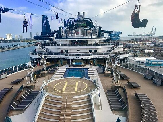 Caribbean Cruises With Kids
