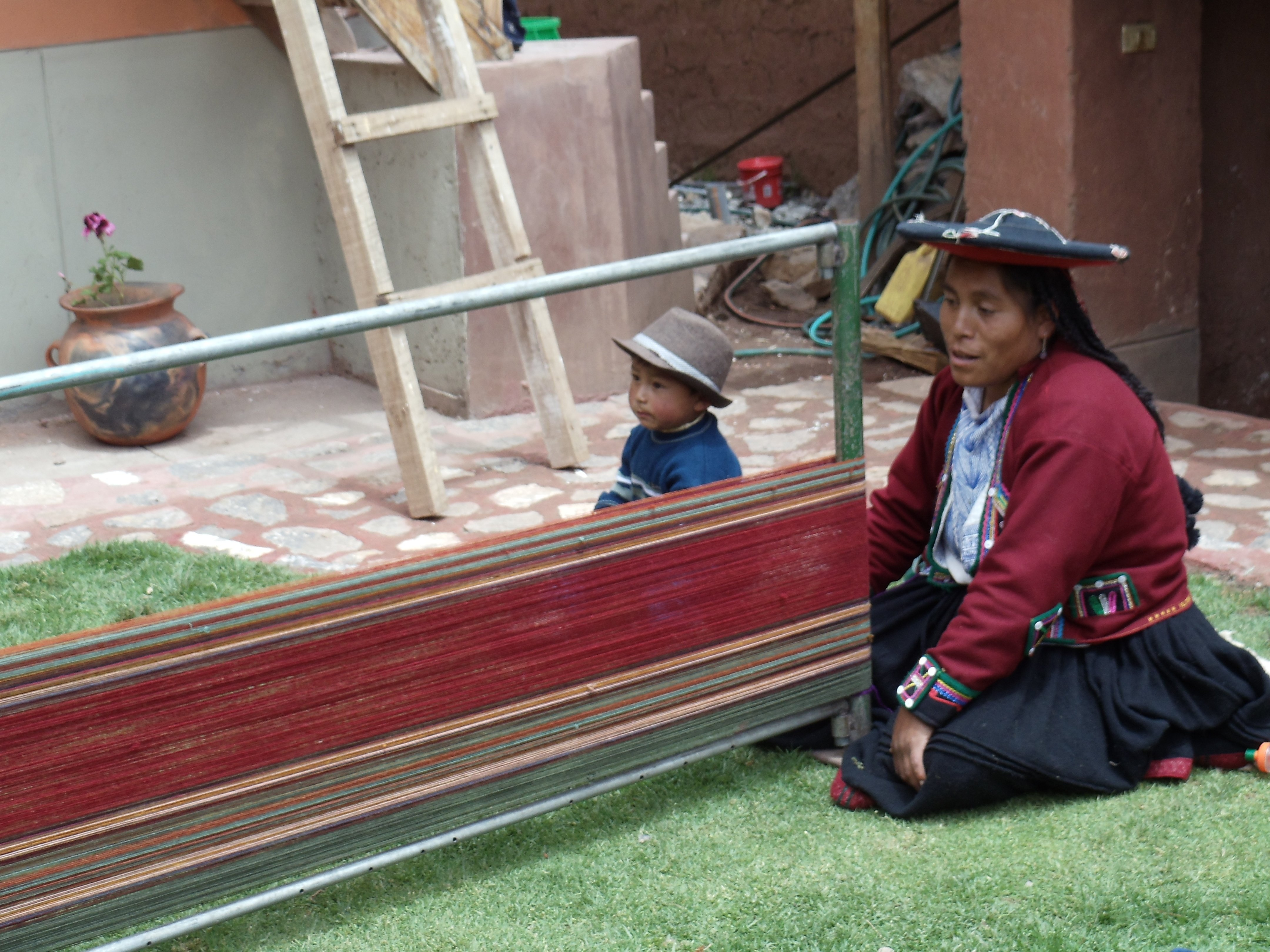 Family Vacation South America